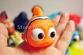 finding dory baby bath toy set of 4 dory nemo mr ray destiny