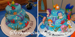 Bubble Guppies Cake Decorations by Home Tips Bubble Guppies Birthday Cake Bubble Guppies Walmart