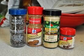 Mccormick Pumpkin Pie Spice Nutrition Facts by October 2013 A Life Like Art