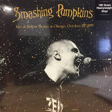Smashing Pumpkins Bullet With Butterfly Wings Album by Smashing Pumpkins Live At Riviera Theatre In Chicago October 23