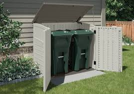 Suncast Vertical Storage Shed Bms4500 by Decorating Shed Lowes Suncast Sheds Suncast Garbage Can