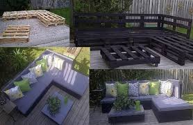30 Creative Pallet Furniture DIY Ideas And Projects Amazing Outdoor