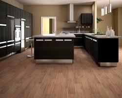 Grey And Black Patterned Vinyl Tile Flooring For Kitchen With Wooden Island Wood Tiles Quartz Unique Living Room Effect Pictures Decor Deck Jaipur Units