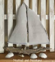 DIY Rustic Sailboat Decor - Meatloaf And Melodrama Pottery Barn Wall Hooks Pb Teen Wicker Peace Shelf At Modern Tufted Wingback Rocker Stylish Nursery Chairs 209 Best Crate And Barrel Images On Pinterest Baby Sailboat Wallpaper Boy Ideas For Masculine Blue And White Kids Room Color With Decorative Bath 115624 Nwt Pink Whale Beach Towel Best 25 Barn Shelves Ideas Bedroom Sheets Kids Redones Patchwork The Hallway Life Love Simply Creative Boys Michaels Nautical Oasis Project Going Coastal Part I Aylee Bits Bedroom Ceiling Stars Hgtv