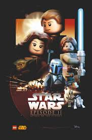 Halloween Wars Episodes 2015 by The Star Wars Saga Gets The Lego Poster Treatment