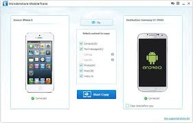 How to Transfer Samsung Contacts to iPhone