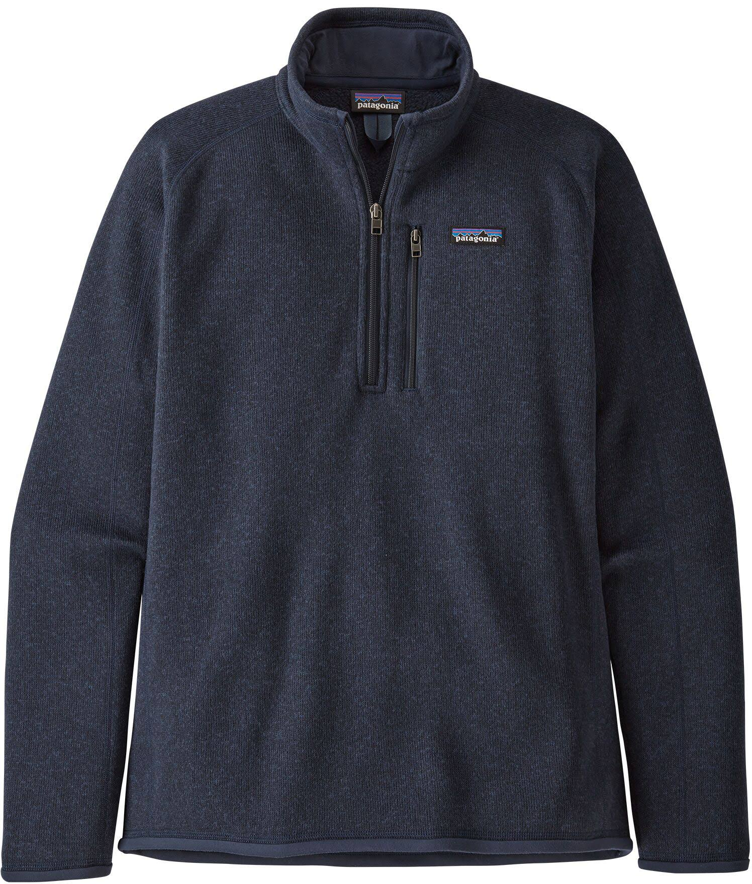 Patagonia Better Sweater 1/4 Zip, M / New Navy