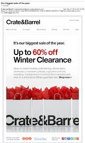 Pin By Emily Showers On Email Design | Email Marketing ... Pottery Barn Fniture Shipping Coupon 4 Corner Fingerboards Coupon Code Crate Barrel Coupons Doki Coupons Hello Subscription And Barrel Code 2013 How To Use Promo Codes For Crateandbarrelcom Black Friday 2019 Ad Sale Deals Blacker And Discount With Promotional Emails 33 Examples Ideas Best Practices Asian Chef Mt Laurel Taylor Swift Shop Promo Codes Crateand 15 Off 2018 Galaxy S4 O2 Contract