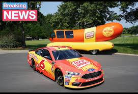 Oscar Meyer Returning To Sponsor Kenseth At Darlington : NASCAR