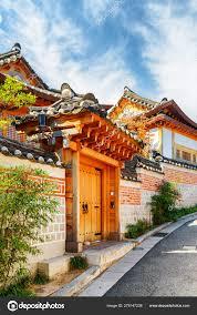 100 South Korean Houses Scenic Traditional Houses Of Bukchon Hanok Village Seoul