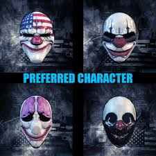 Payday 2 Halloween Masks Unlock by Payday 2 Steam Gaming Home