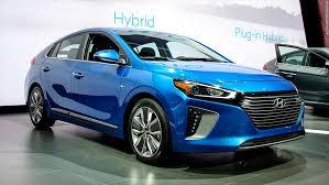 Hyundai Ioniq Cool cars from the New York Auto Show CNNMoney