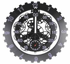 Maples 18 Inch Moving Gear Clock