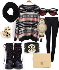 Sweater Styling Ideas Teenage Girls