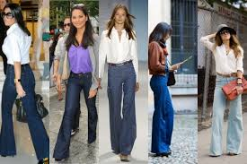 70s Inspired Fashion Is At The Forefront For This Spring And Summer Season From Floral Tops To Wide Leg Jeans Its All Making A Splash On Runways