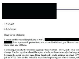 Morgan Stanley Cover Letter Mindsumo Resume Examples Templates Design The Full Summer Analyst Application That Went
