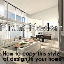 100 Miami Modern Steal That Style 5 Penthouse Interiors And