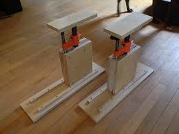 Floor Joist Jack Menards by Super Wicked Awesome Cabinet Jacks Thisiscarpentry