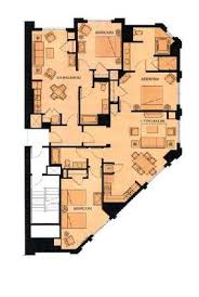 Chateau Floor Plans 3 Bedroom Floor Plan Bild Marriott S Grand Chateau