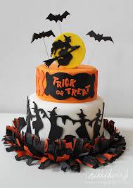 Easy Cake Decorating Halloween • Halloween Decoration