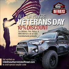 Veterans Day Ad For Toyota 4x4 Company | Freelancer