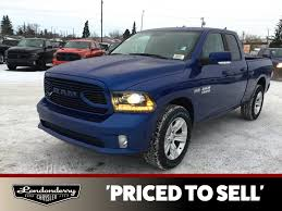 New Dodge RAM 1500 Truck For Sale In Edmonton