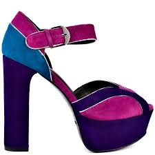 neon shoes at heels com light up the night with neon heels and