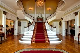 100 Free Interior Design Magazine Photo Red And Brown Floral Stair Carpet