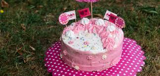 geburtstagstorte für mädchen rezept für smash the cake