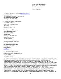 us federal trade commission bureau of consumer protection criminal report ecmc debt collection harassment and fraud by