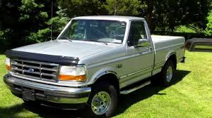 1996 Ford F150 4.9L 5 Speed 4x4 - YouTube
