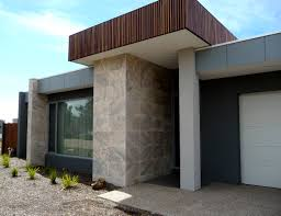 100 Travertine Facade Natural Stone And Slate