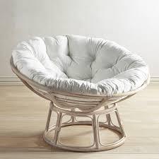 papasan whitewash chair frame pier 1 imports