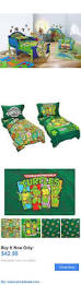 Ninja Turtle Twin Bedding Set by Teenage Mutant Ninja Turtles 2 City Sewer Lair Playset Turtles