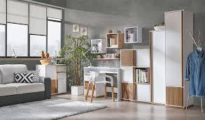 wohnzimmer komplett set h lefua 9 teilig farbe weiß