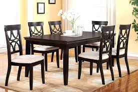 Dining Table With Stools Kitchen 6 Chairs Fancy Set Small