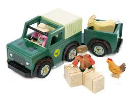 100 Toy Farm Trucks And Trailers Le Van 4 X 4 Truck And Trailer
