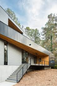 100 Raleigh Architects Parks Residence Box In The Woods Architecture