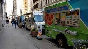 100 Food Trucks In Pittsburgh Wish I Would Have Found This Food Truck Lineup In Downtown