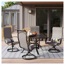 Target Threshold Dining Room Chairs by Camden 5pc Dining Set Threshold Target