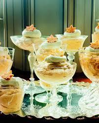 Pumpkin Mousse Trifle Country Living pumpkin dessert recipes martha stewart