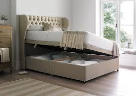 Healthopaedic Ottoman Storage Bed Ottoman Beds Beds