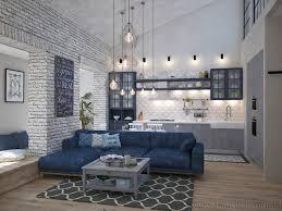104 Interior Design Loft Homify