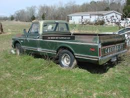 100 1971 Chevy Truck Cheyenne 10 Pick Up