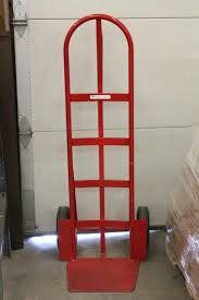 Uline H 2055 Steel Hand Truck Dolly
