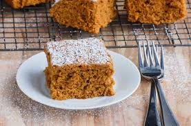 Healthy Pumpkin Desserts by Healthy Pumpkin Spice Cake The District Table