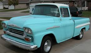 1958 Chevy Apache 1/2 Ton Fleetside Pickup > Excellent Condition < 1958 Chevrolet Apache Stepside Pickup 1959 Streetside Classics The Nations Trusted Cameo F1971 Houston 2015 For Sale Classiccarscom Cc888019 This Chevy Is Rusty On The Outside And Ultramodern 3100 Sale 101522 Mcg 3200 Truck With A Twinturbo Ls1 Engine Swap Depot Editorial Stock Image Of Near Woodland Hills California 91364 Chevrolet Pickup 243px 1 Customer Gallery 1955 To
