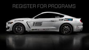 GT350 Track Attack At The Ford Performance Racing School