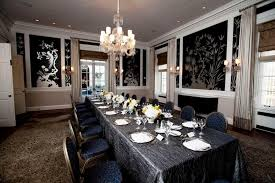 Image Of Formal Dining Room Wall Decor