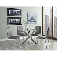 Wayfair Black Dining Room Sets by 5 Piece Dining Room Set